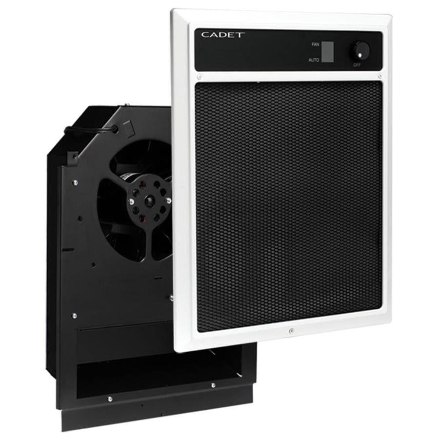 Cadet NLW 4,500-Watt 208/240-Volt Fan Heater (4-in L x 19.25-in H Grille)