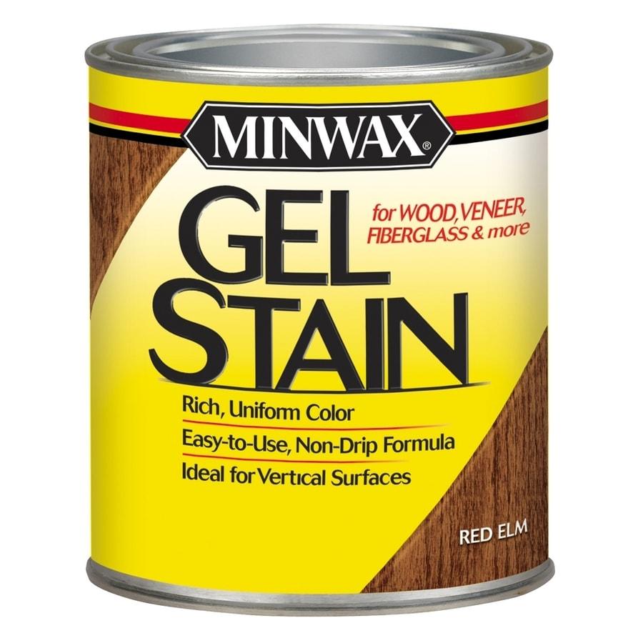 Minwax Gel Stain 8-fl oz Red Elm Interior Stain