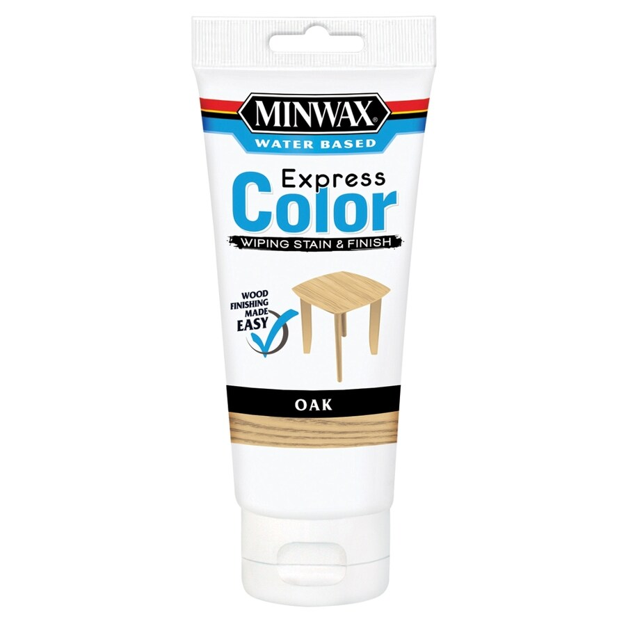 Minwax Express Color 6-fl oz Oak Water-Based Interior Stain