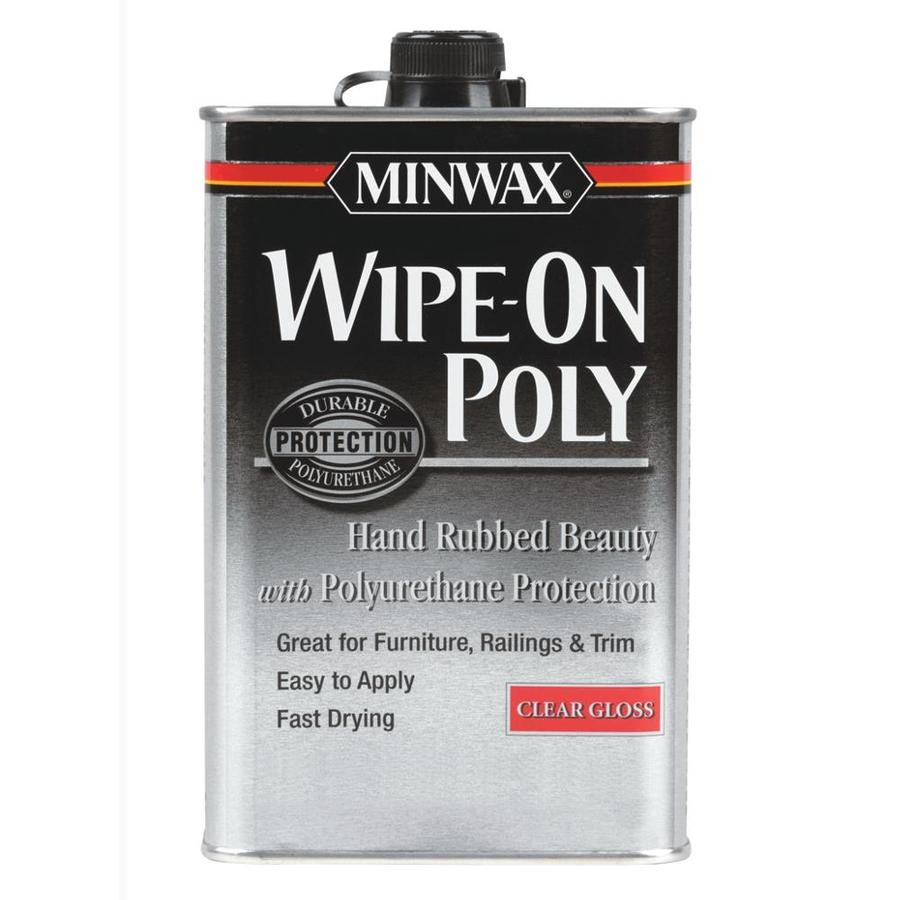 Minwax Wipe-On Gloss Base 16 fl oz Polyurethane