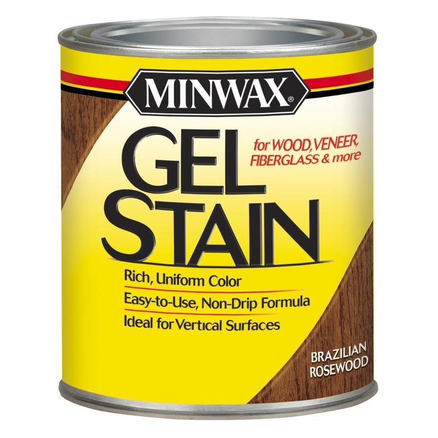 Minwax Gel Stain 32-fl oz Brazilian Rosewood Interior Stain