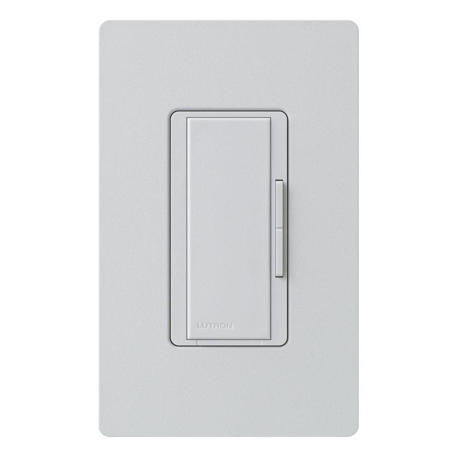 Lutron Maestro 1,000-Watt 3-Way 4-Way Palladium Indoor Tap Dimmer
