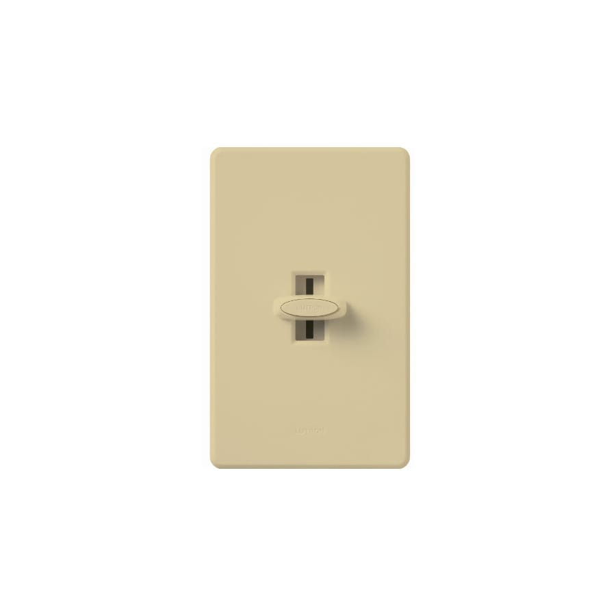 Lutron Glyder 3-Way Ivory Dimmer