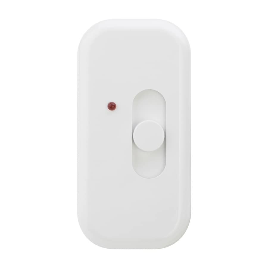 Lutron Attache 1.5-Amp White Slide Dimmer