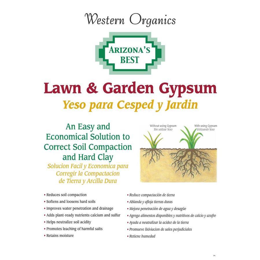200-sq ft Soil Amendment Organic or Natural Lawn Fertilizer