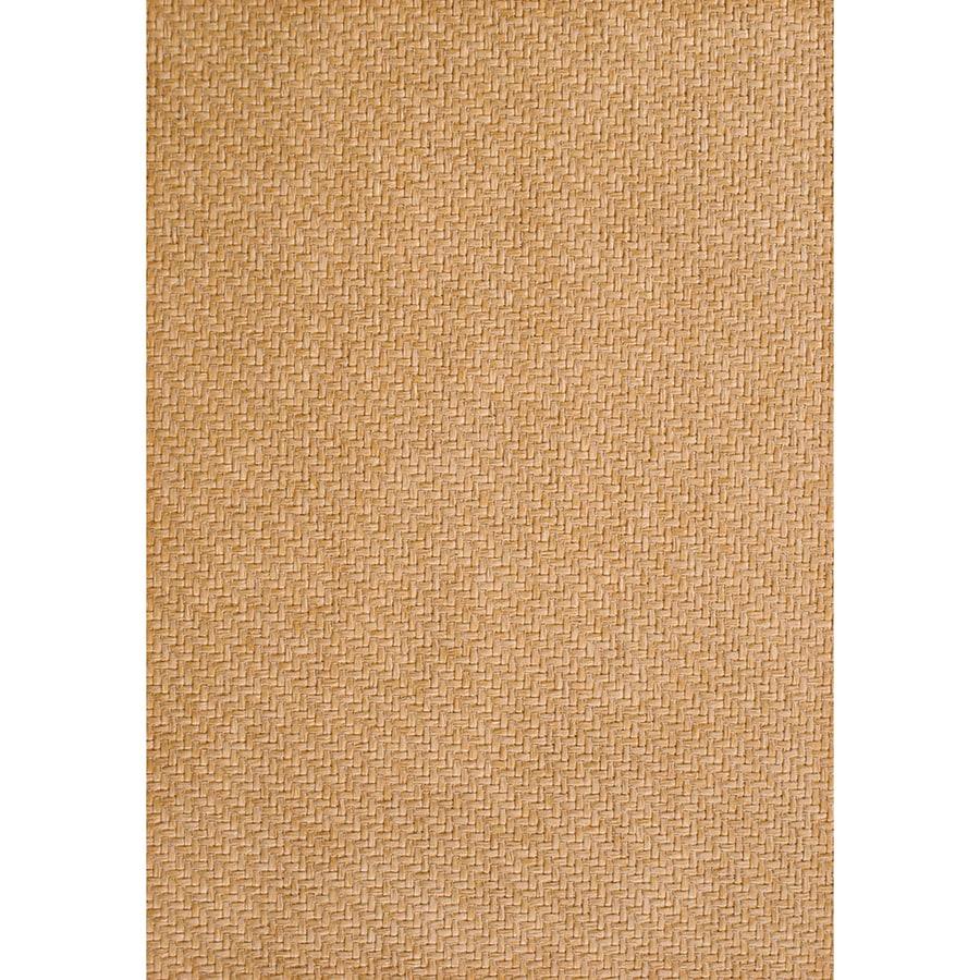 shop waverly orange grasscloth unpasted textured wallpaper
