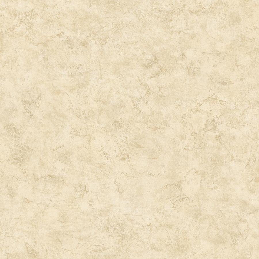 Shop allen roth cream peelable vinyl prepasted textured for Textured vinyl wallpaper bathroom