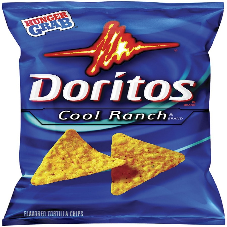 Pepsi 2.875-oz Doritos Cool Ranch Tortilla Chips