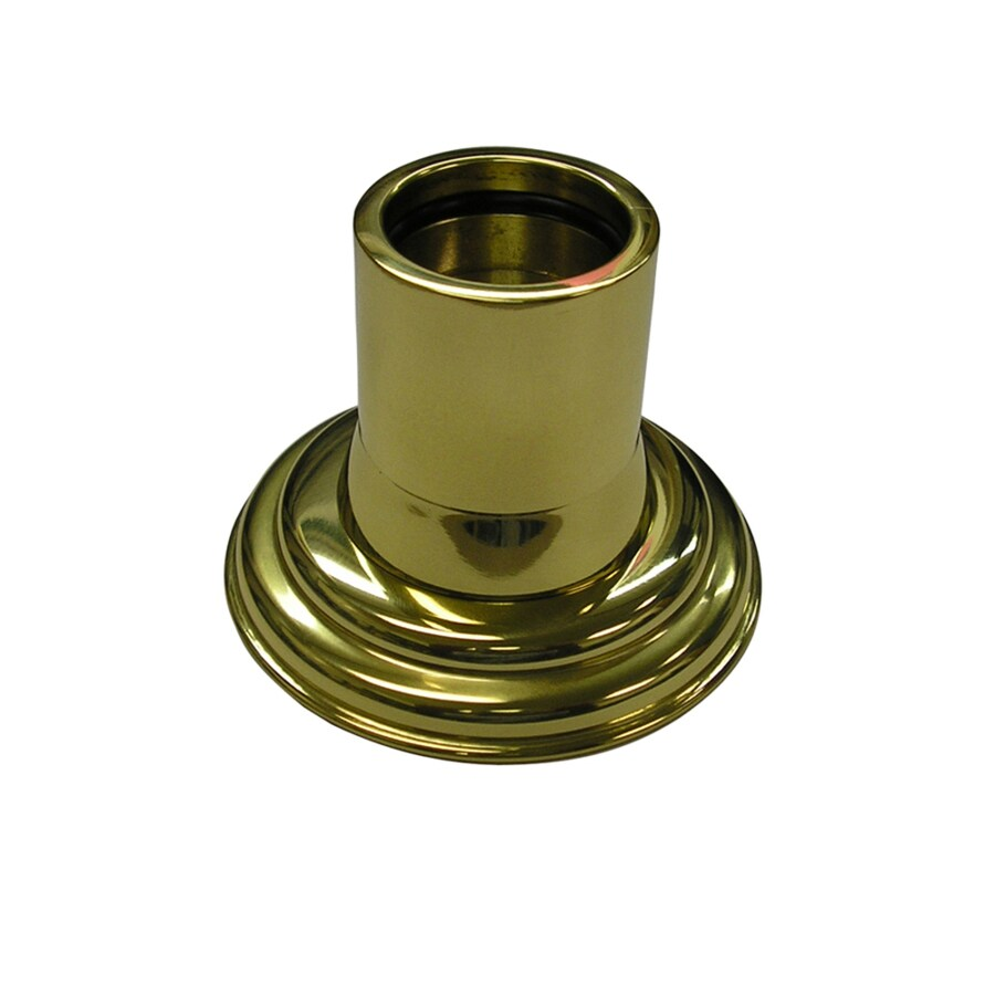 Barclay Polished Brass Brass Flanges