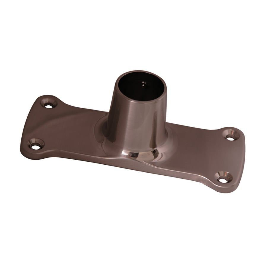 Barclay Brushed Nickel Zinc Flanges