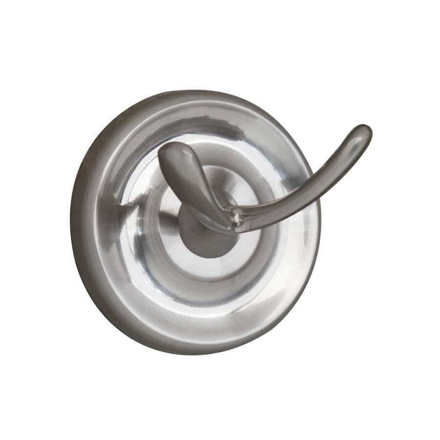 Barclay Alvarado 2-Hook Chrome Robe Hook