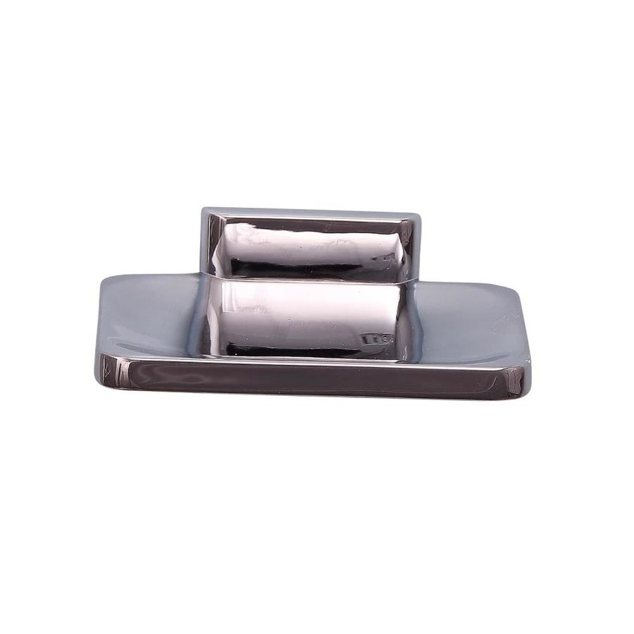 Barclay Hennessey Chrome Brass Soap Dish