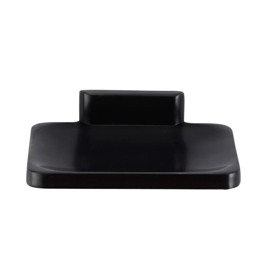 Barclay Hennessey Oil-Rubbed Bronze Brass Soap Dish