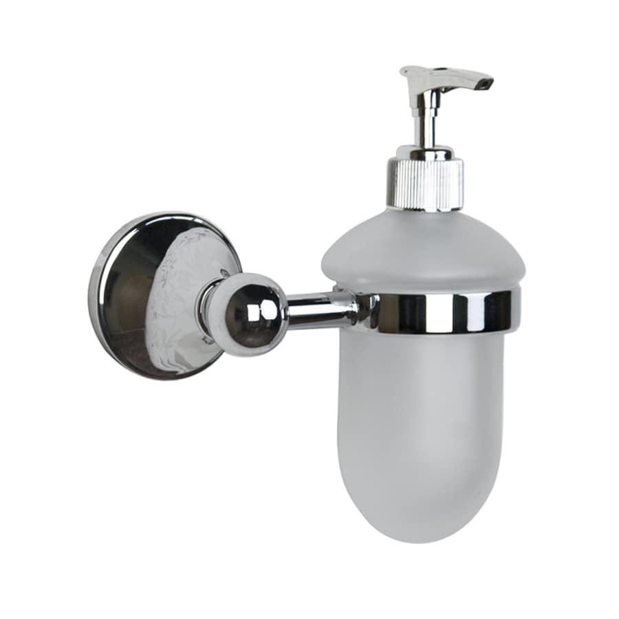 Barclay Kendall Chrome Soap and Lotion Dispenser