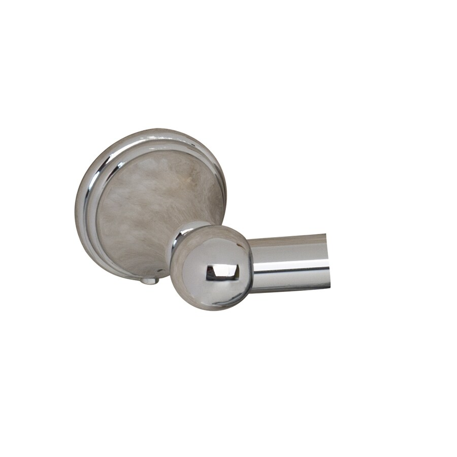 Barclay Rupenthal Polished Chrome Single Towel Bar (Common: 20-in; Actual: 20.25-in)