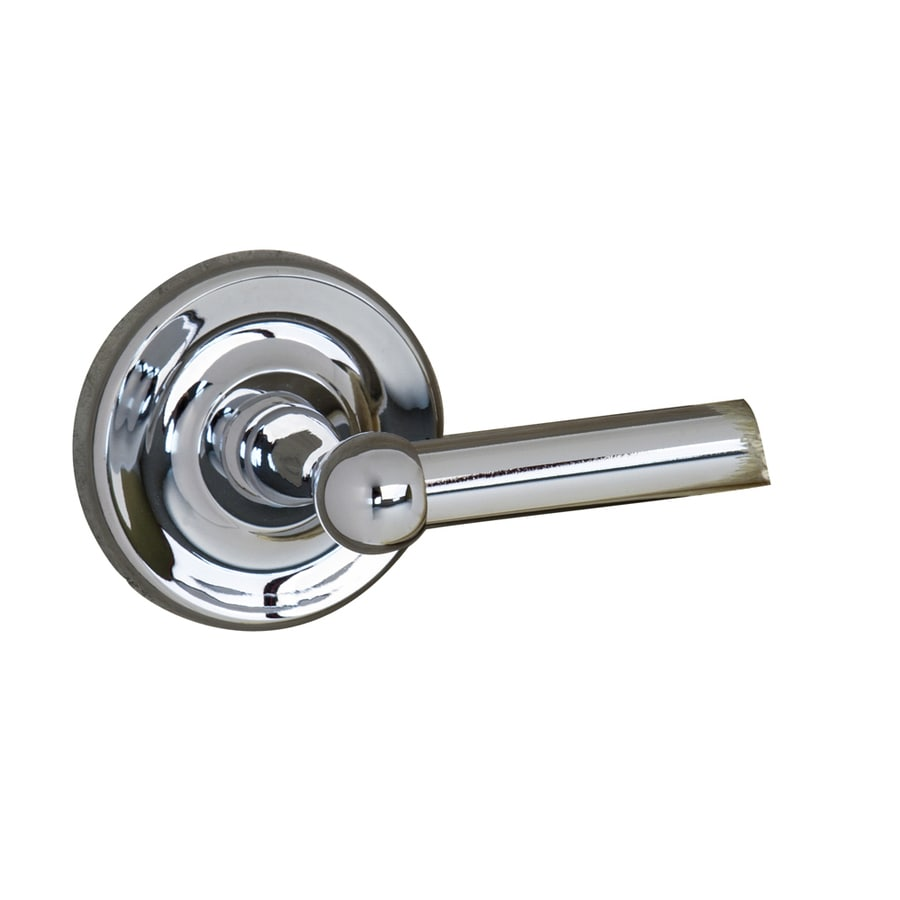 Barclay Alvarado Polished Chrome Single Towel Bar (Common: 26-in; Actual: 26.62-in)