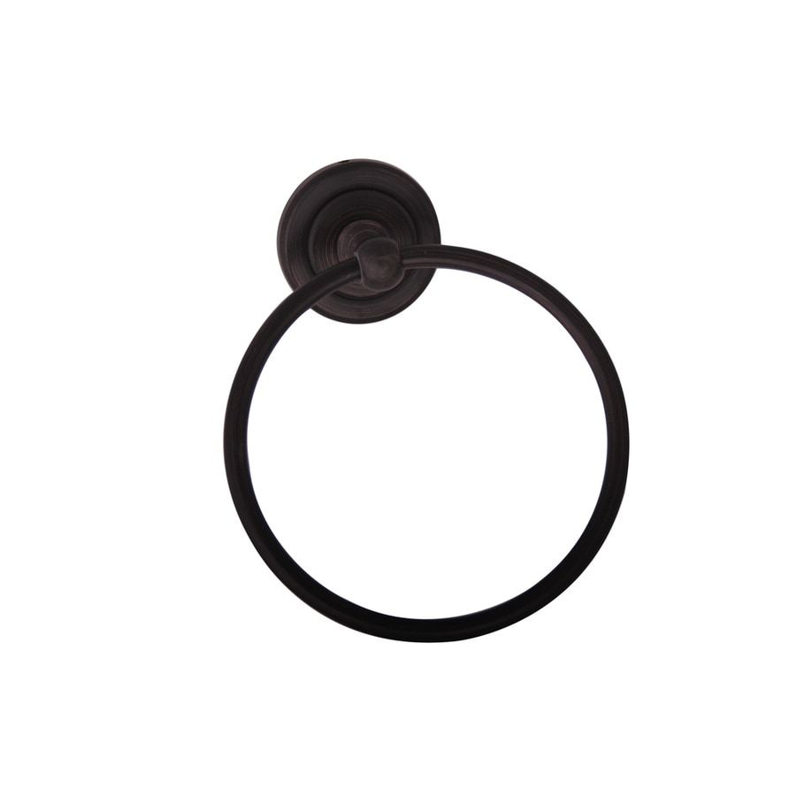 Barclay Salander Oil-Rubbed Bronze Wall Mount Towel Ring