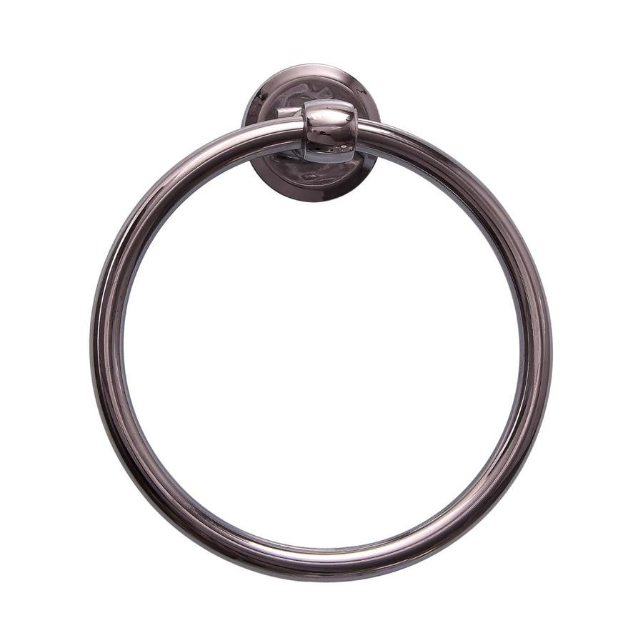 Barclay Norville Chrome Wall Mount Towel Ring