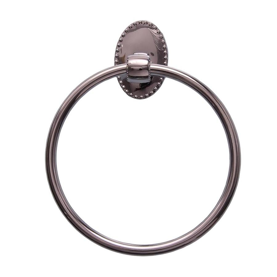 Barclay Cordelia Chrome Wall Mount Towel Ring