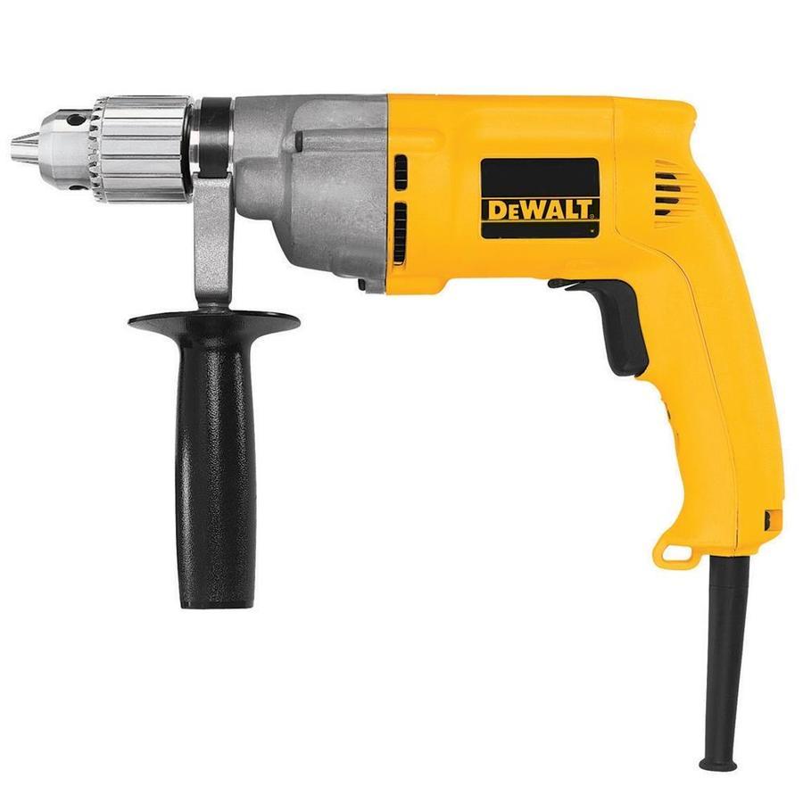 DEWALT 7.8-Amp 1/2-in Keyed Corded Drill