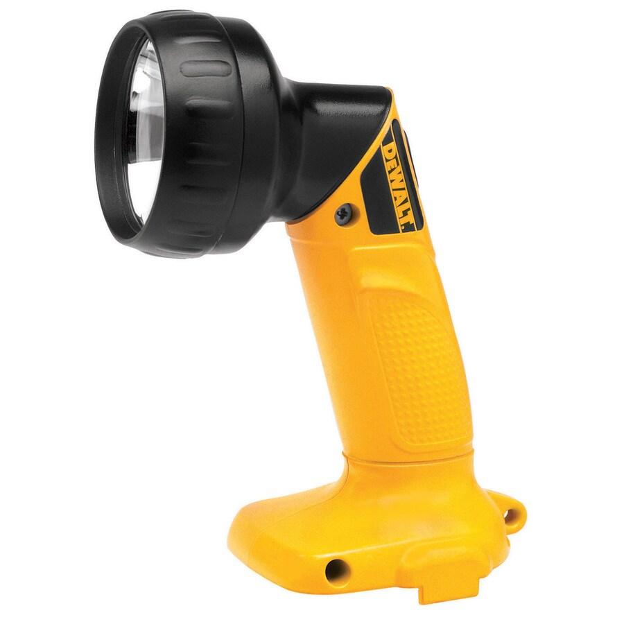 DEWALT 981-Lumen Fluorescent Handheld Rechargeable Battery Flashlight