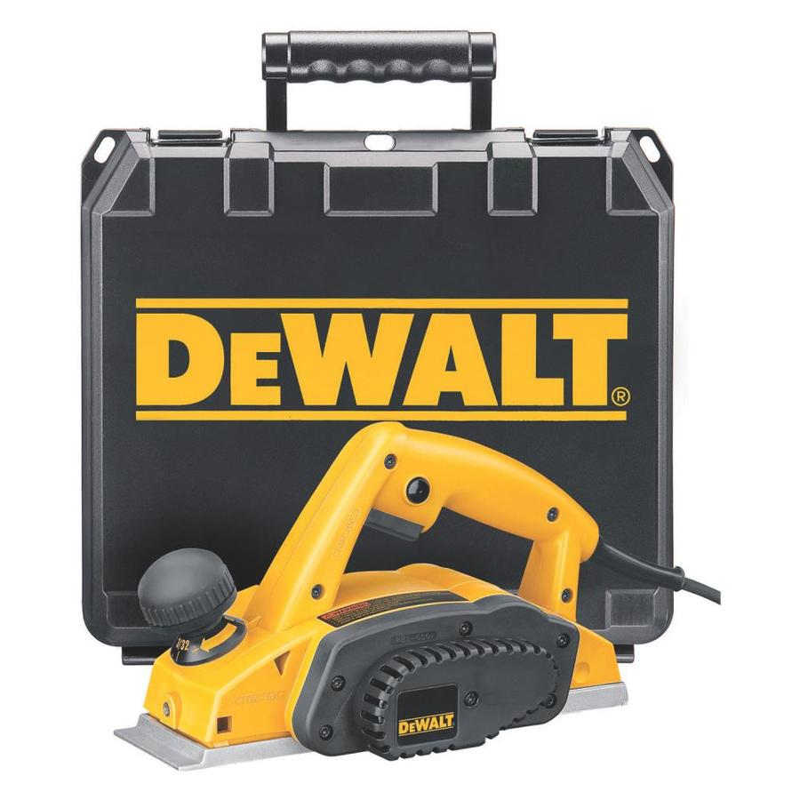 shop dewalt 7 amp 2 blade planer at. Black Bedroom Furniture Sets. Home Design Ideas