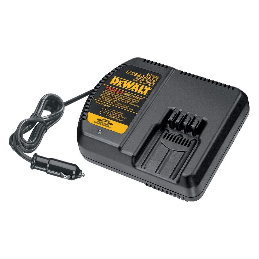 DEWALT 24-Volt 1-Hour Fan-Cooled Vehicle Charger