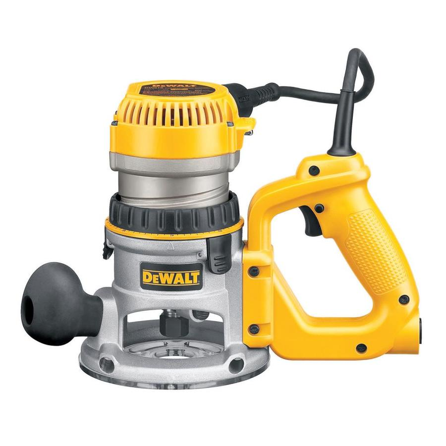 DEWALT 2.25-HP Variable Speed Fixed Corded Router