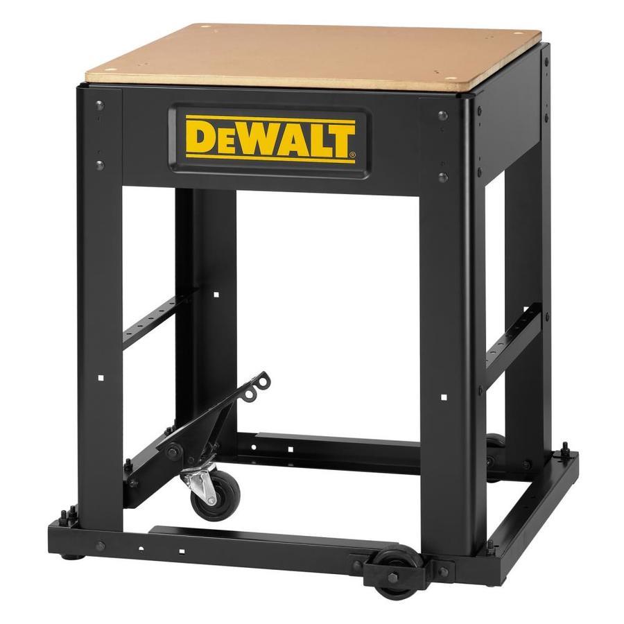 Shop dewalt benchtop planer mobile base at for 12 inch table saw for sale