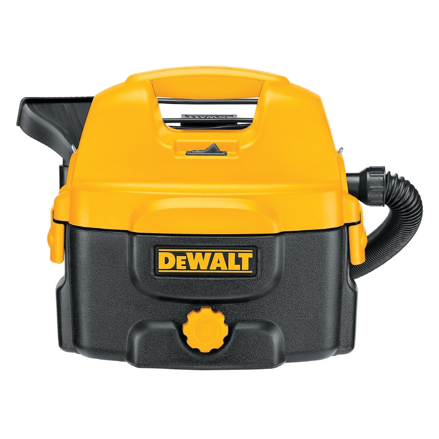 DEWALT 2-Gallon 1-Peak HP Shop Vacuum