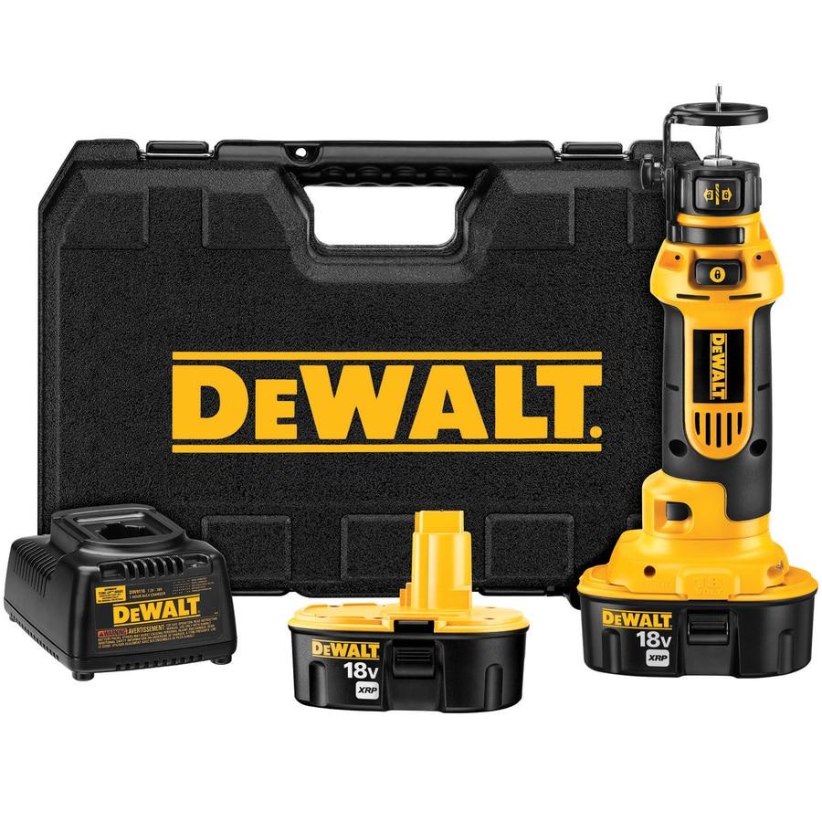 DEWALT 6-Piece Rotary Cut-Out Kit