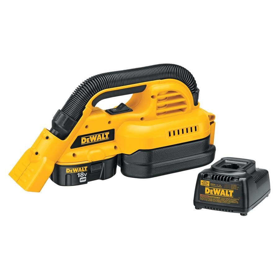 Shop DEWALT 0.5-Gallon 0-Peak-HP Shop Vacuum at Lowes.com