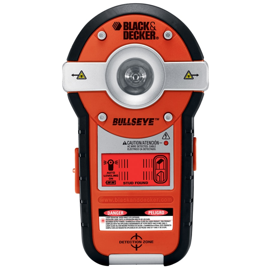BLACK & DECKER 20-ft Beam Self-Leveling Line Generator Laser Level