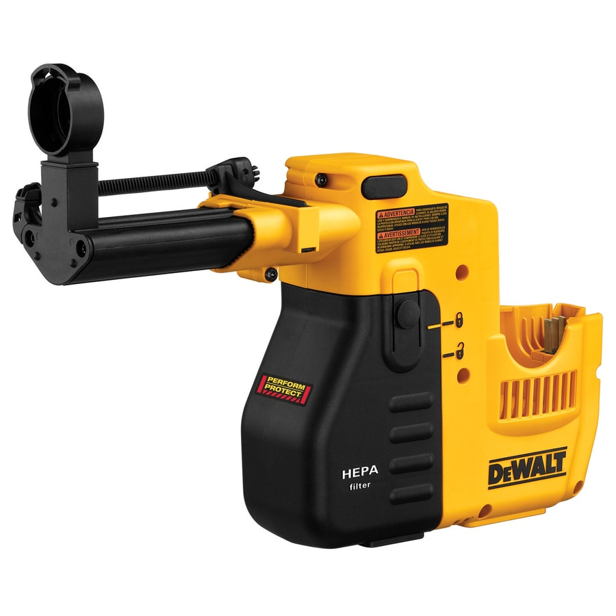 Shop Dewalt Dust Extraction System With Hepa At Lowes Com