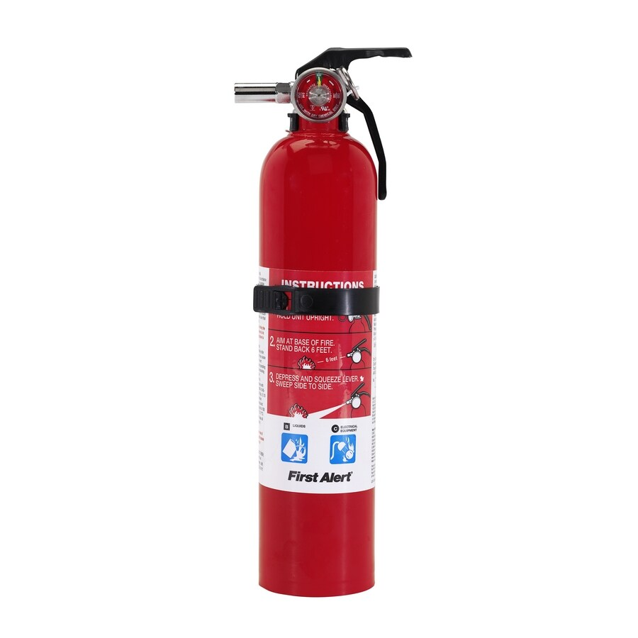 First Alert Rechargeable Kitchen Fire Extinguisher