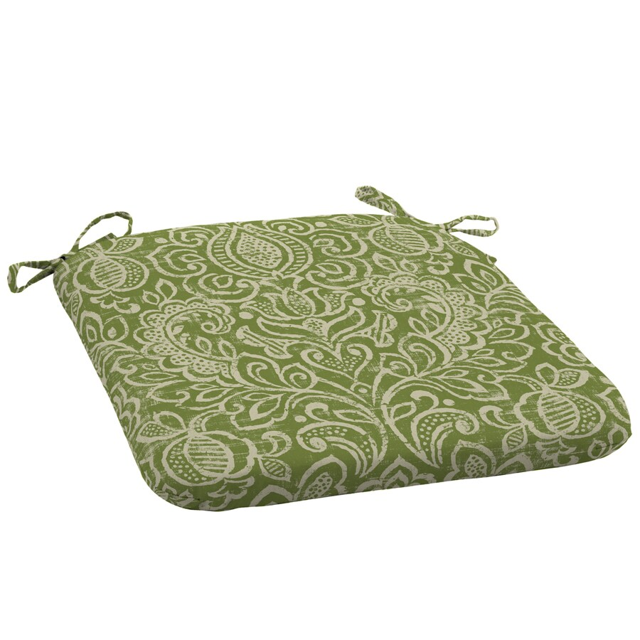 Garden Treasures Floral Seat Pad For Universal