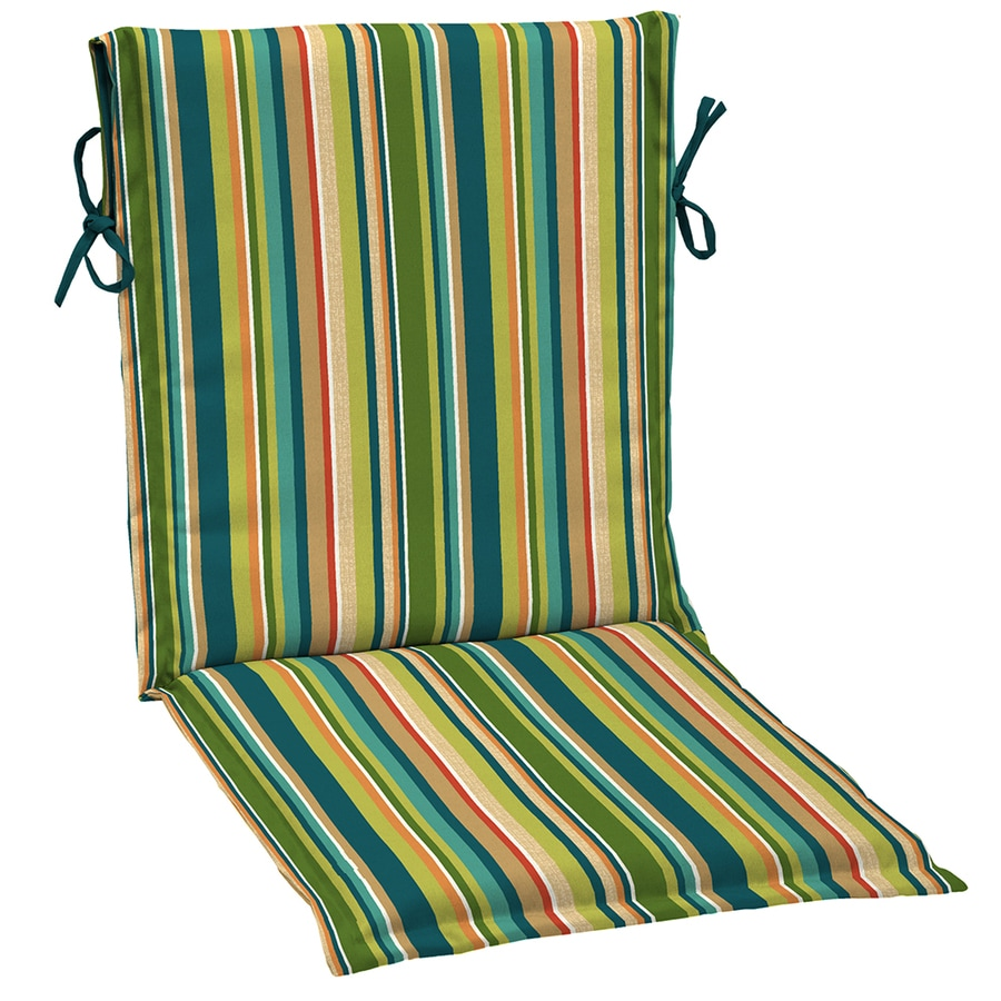 Garden Treasures Bloomery Stripe Cushion For Universal