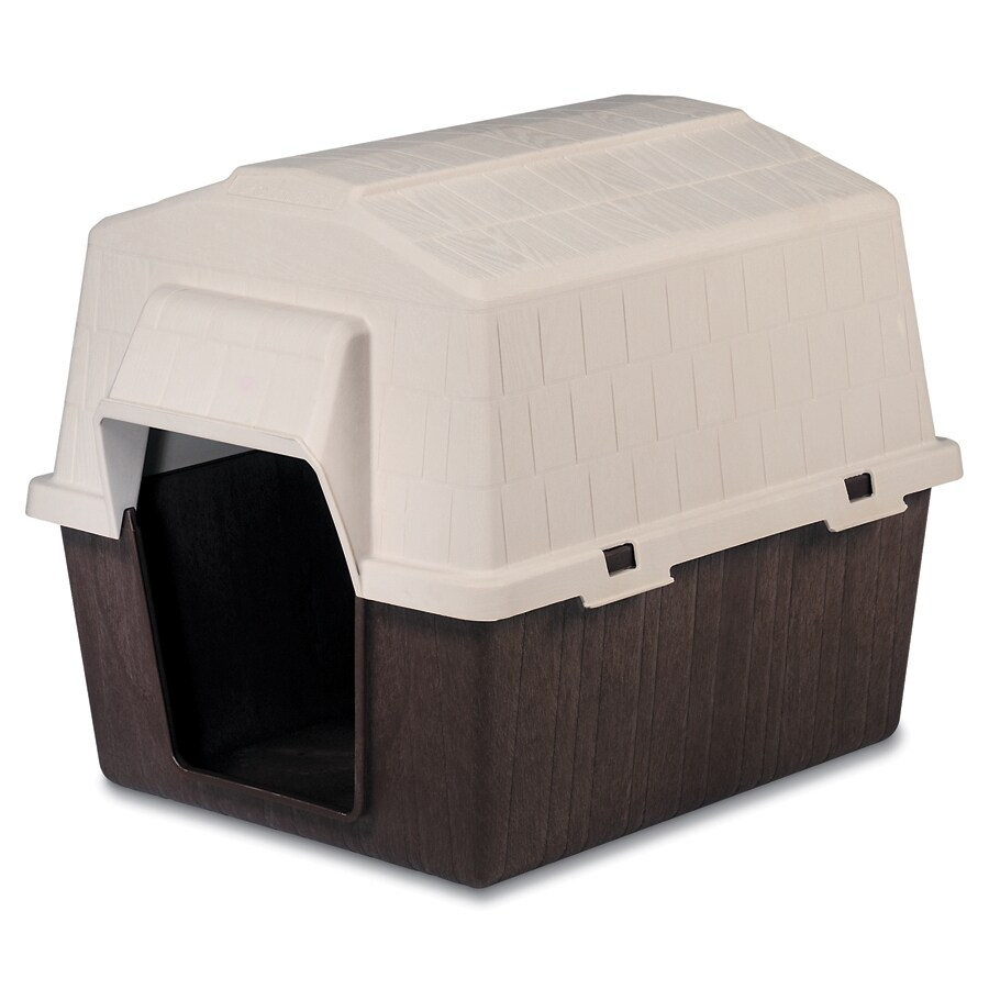 Aspen Pet Medium Plastic Dog House