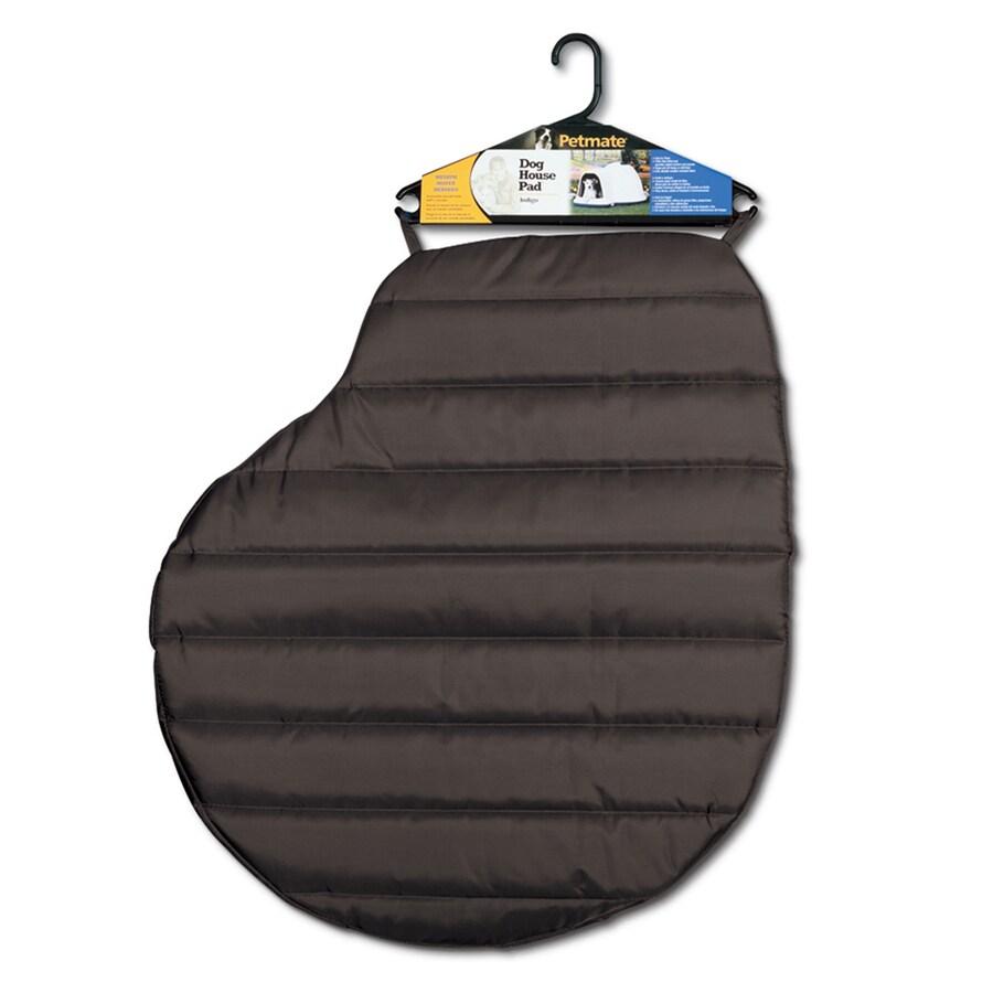 Doskocil Black PVC Round Dog Bed