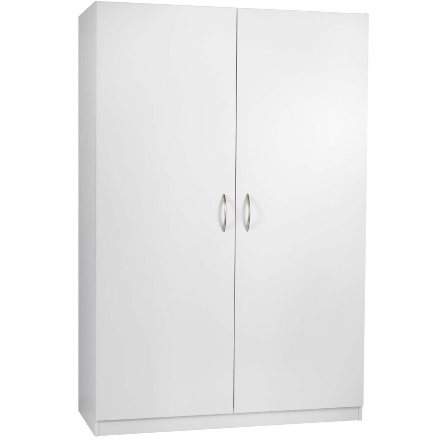 Ameriwood 48-in W x 72-in H x 21-in D Wood Composite Garage Cabinet