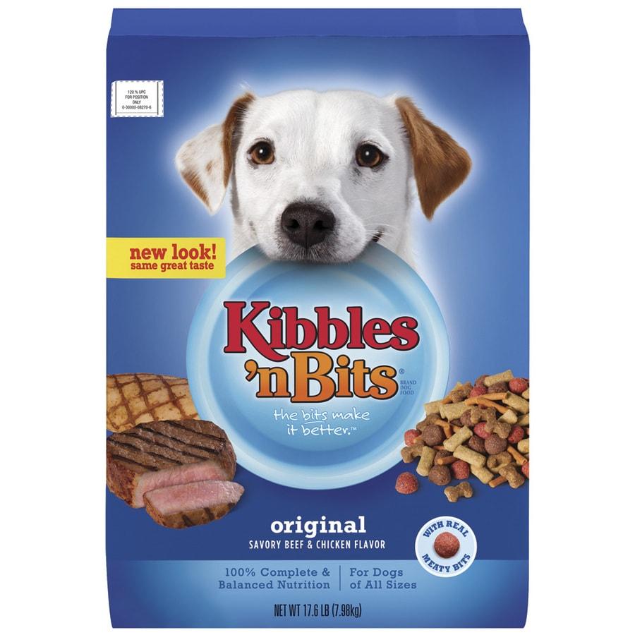 Kibbles 'n Bits 17.6-lbs Original Adult Dog Food