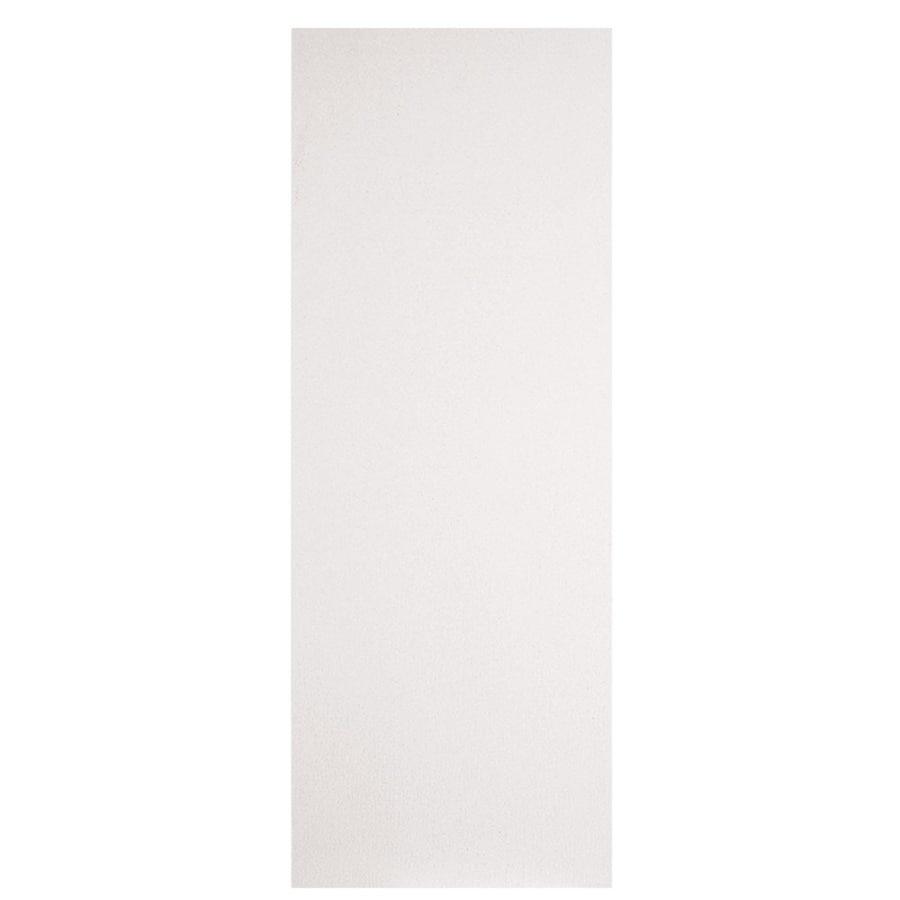 Masonite Hollow Core Flush Slab Interior Door (Common: 24-in x 80-in; Actual: 24-in x 80-in)