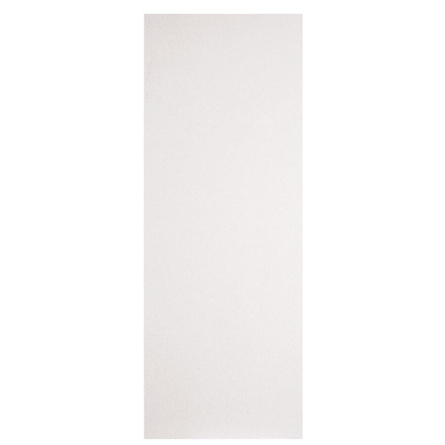 Masonite Hollow Core Flush Slab Interior Door (Common: 36-in x 80-in; Actual: 36-in x 80-in)