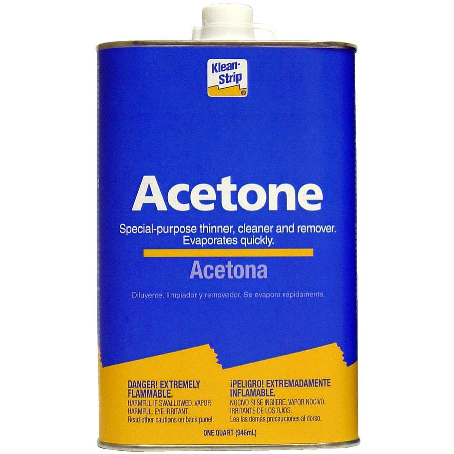 Klean-Strip Quart Acetone