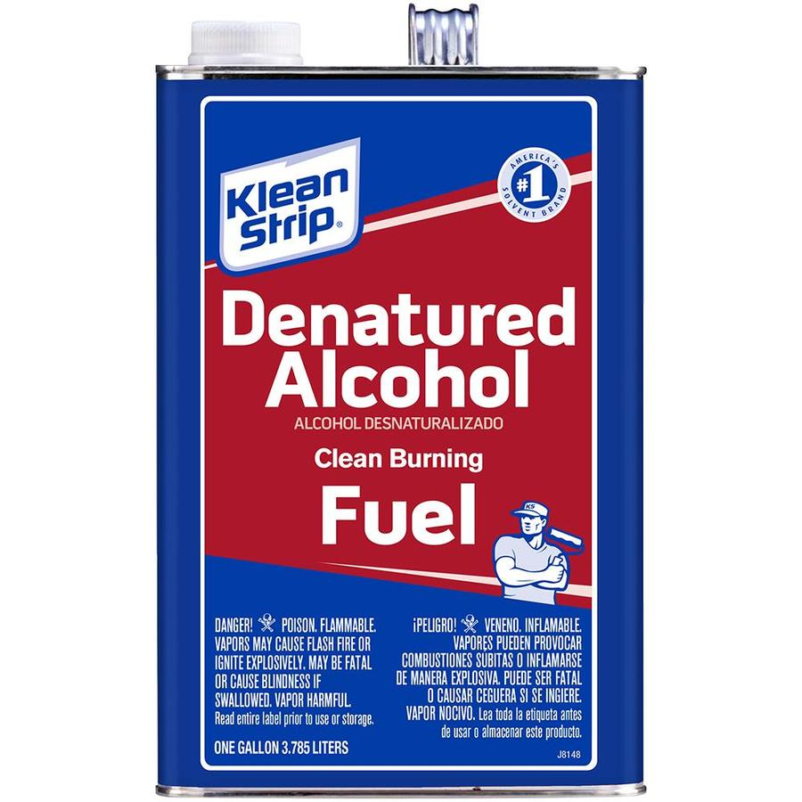 Klean-Strip Gallon SLX Denatured Alcohol