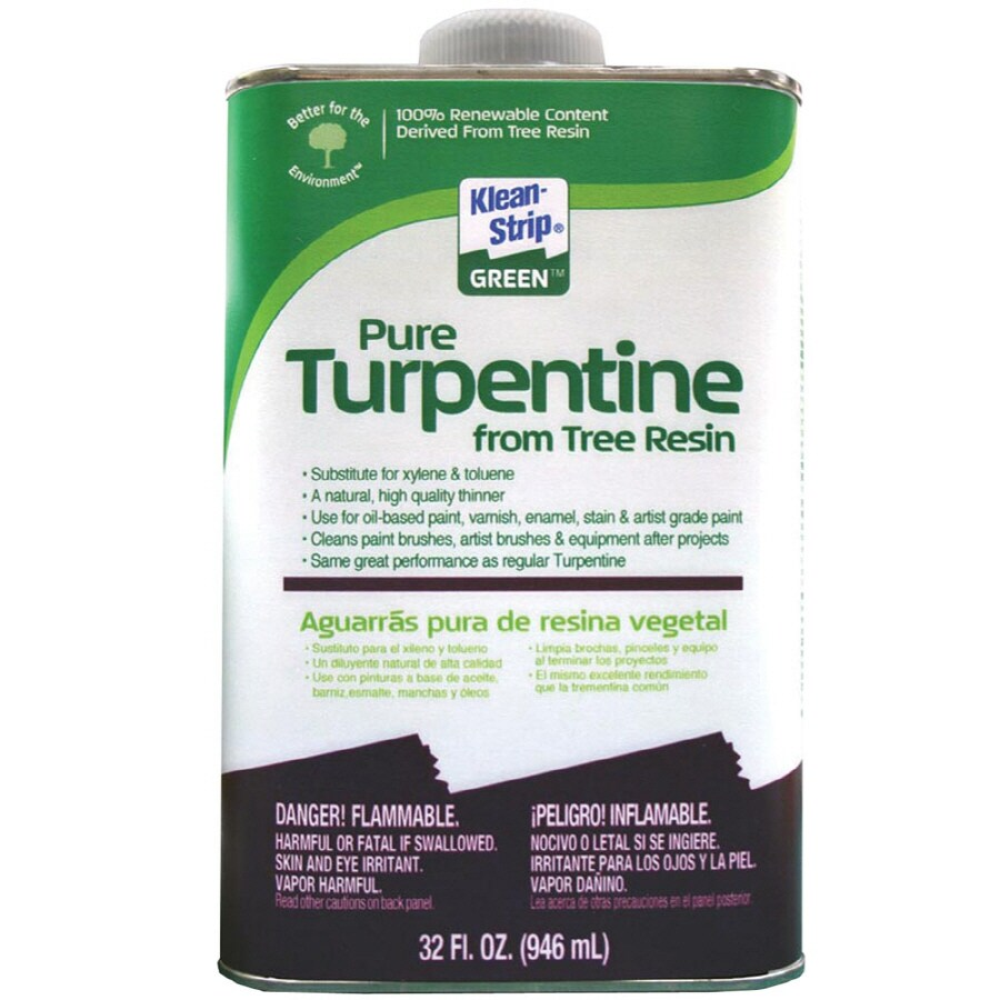 Klean-Strip Quart Turpentine