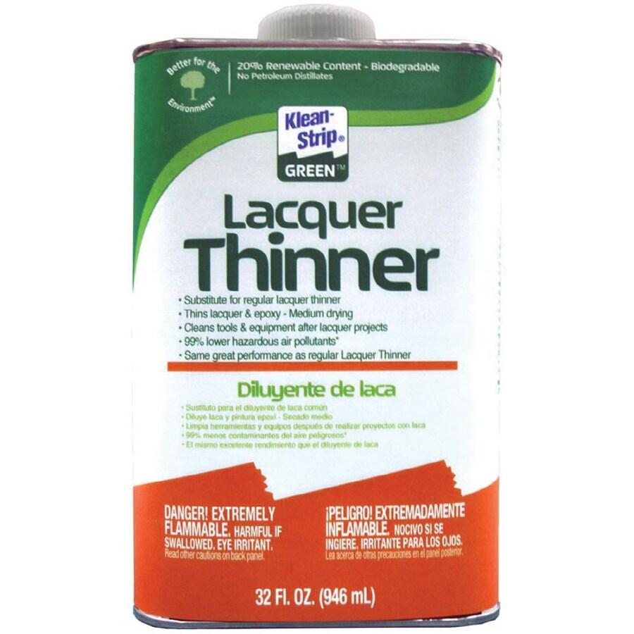 Klean-Strip Quart Lacquer Thinner
