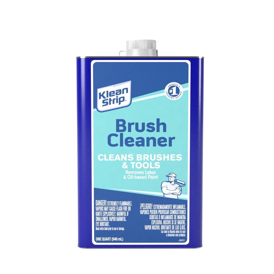 Klean-Strip Quart Brush Cleaner