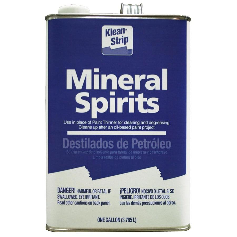 Klean-Strip Ks Mineral Spirits Paint Thinner 1Gl-Sc