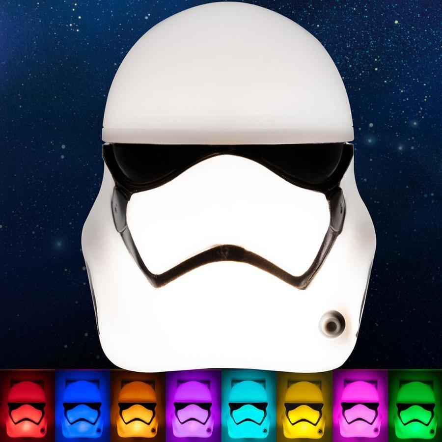"LEGO Star Wars Storm Trooper LED Lite Torch Flashlight Night Light 8/"""
